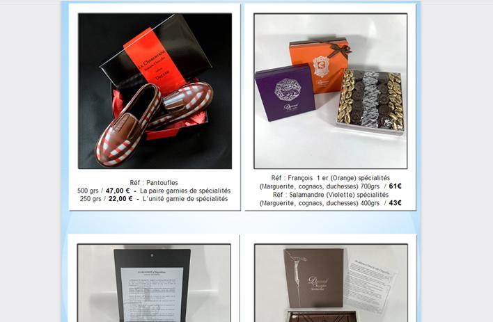 Catalogue en ligne PDF